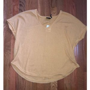 BRAND NEW URBAN OUTFITTERS KNIT SHIRT